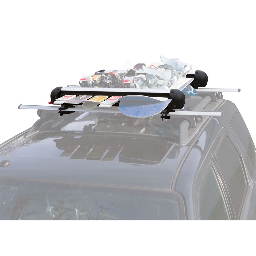 Ski 6 Apex Large And Snowboard Roof Rack