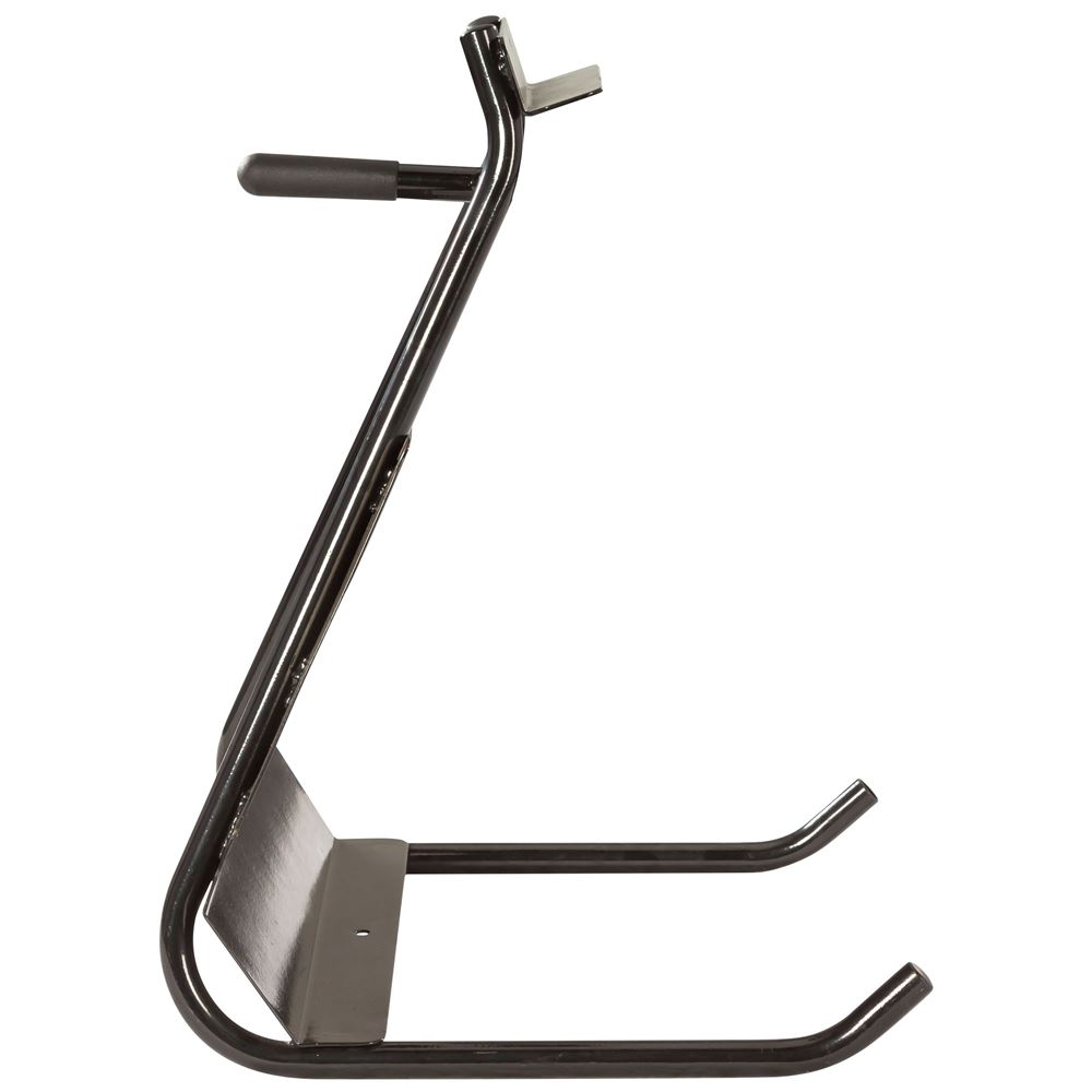 SMS27 Black Ice Snowmobile Stand 3