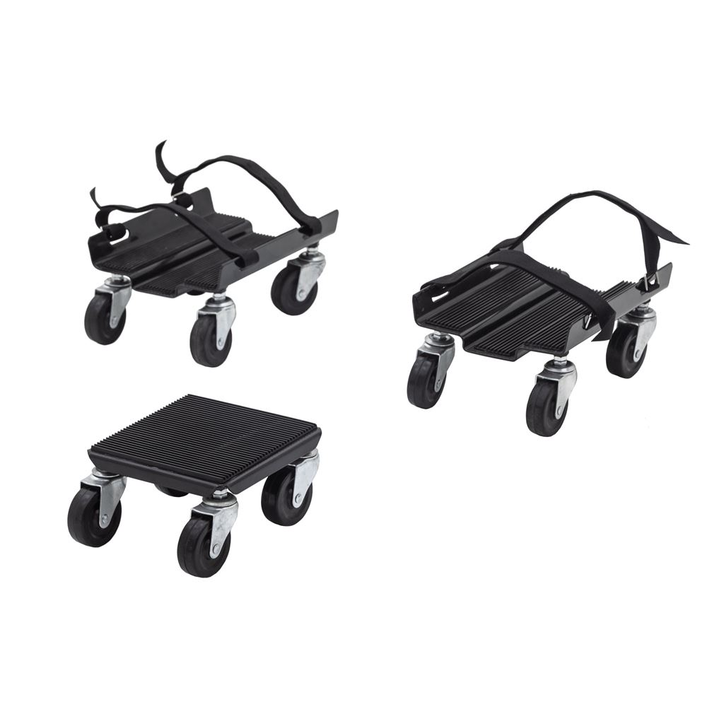 SNO-1503 Black Ice Snowmobile Dolly Set 3