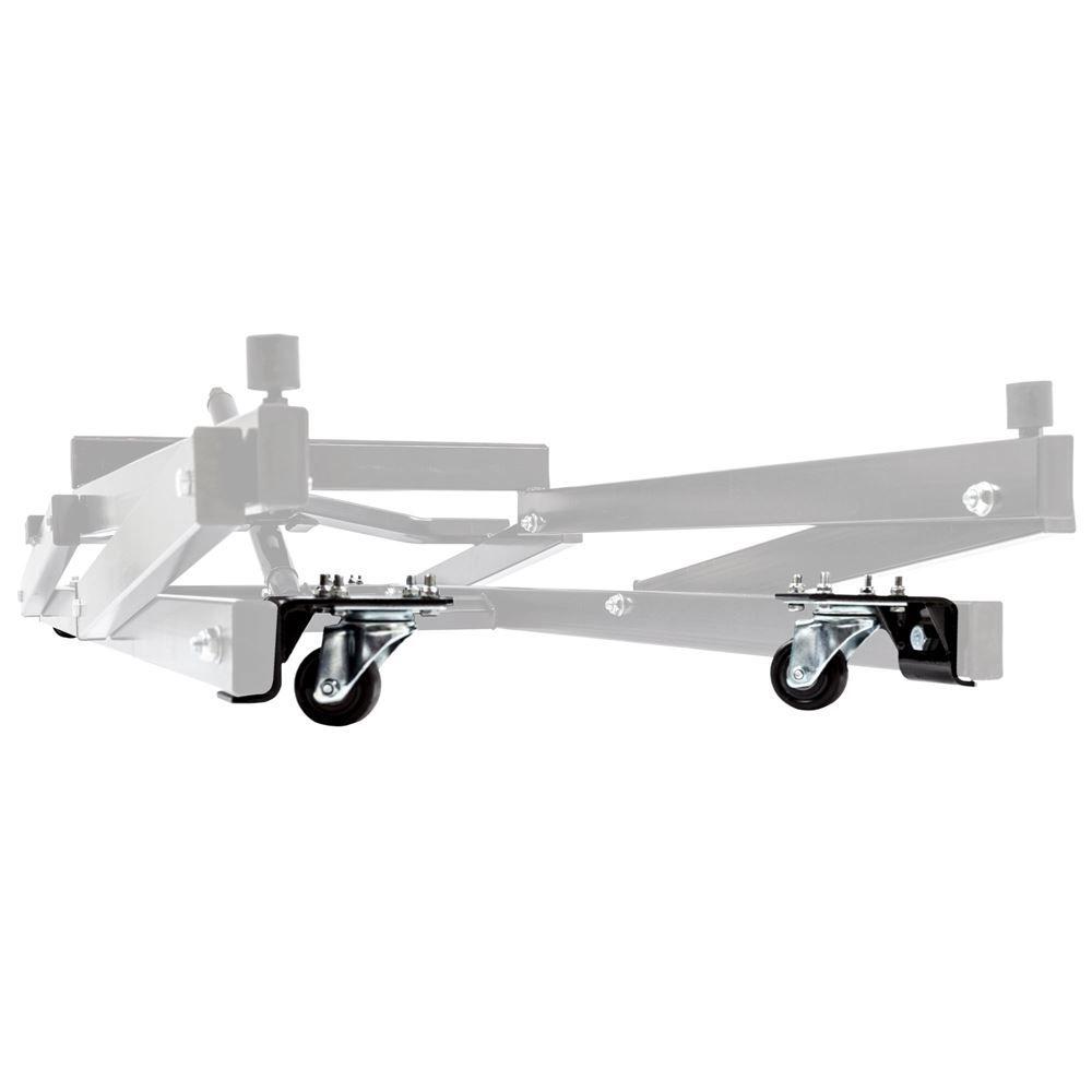SNO-1508-WHLS Black Ice Snowmobile Lift Wheels 1