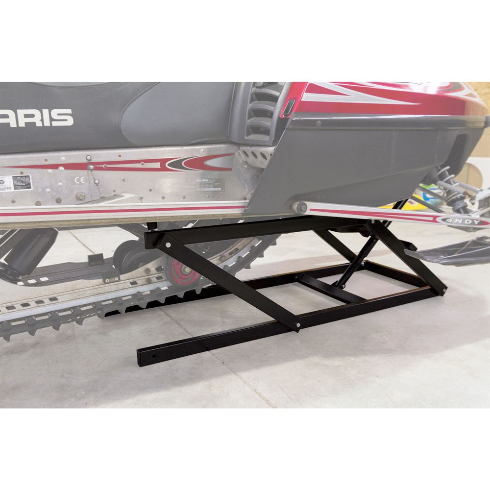 SNO-1508 Black Ice Snowmobile Lift - 700 lb Capacity 5