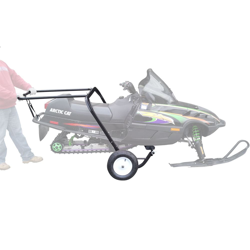Black Ice Snowmobile Shop Dolly Discount Ramps