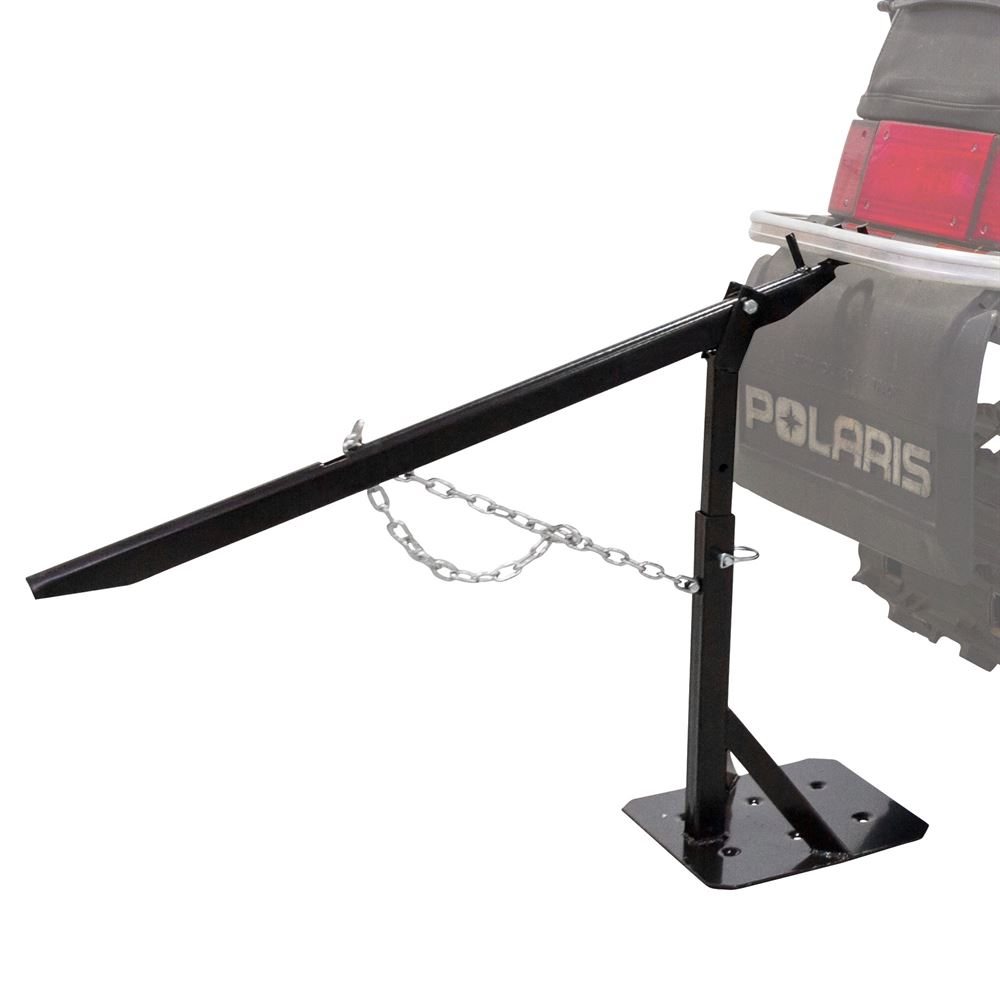 SNO-1511 Black Ice Snowmobile Track Stand and Lift