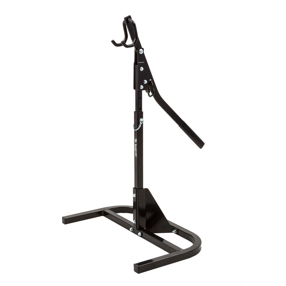 SNO-1512 Black Ice Heavy-Duty Snowmobile Track Stand and Lift 5