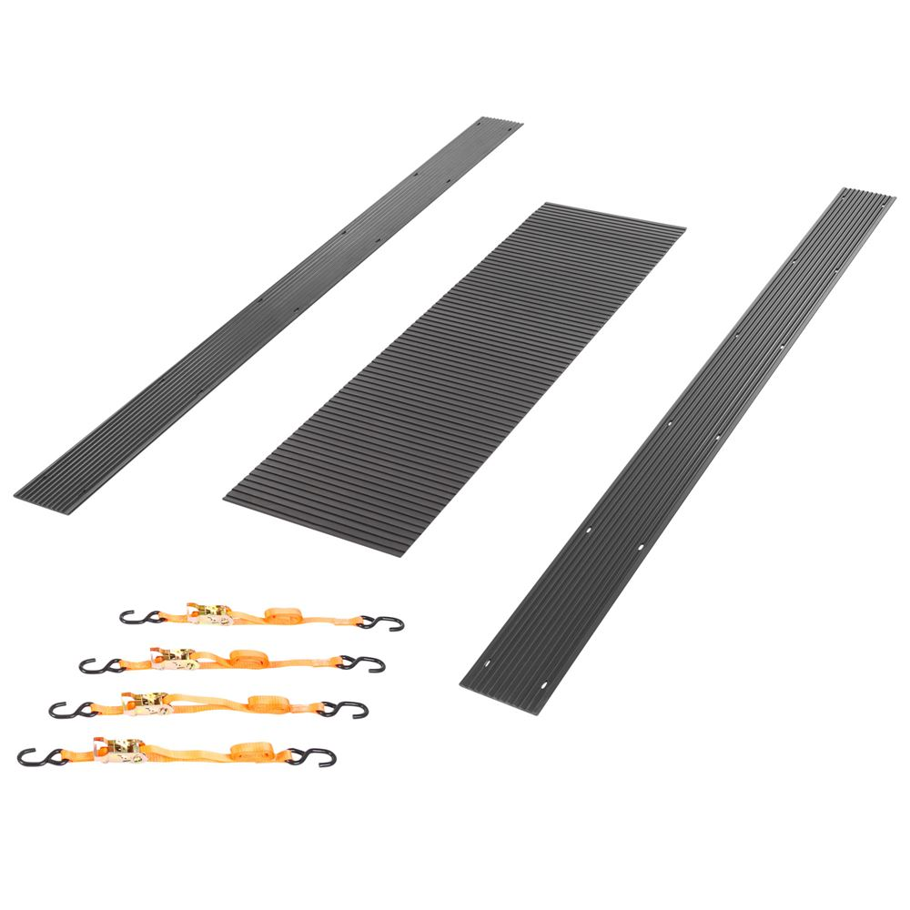 SNO-TK-SE Black Ice Essential Single Snowmobile Trailer Accessory Kit