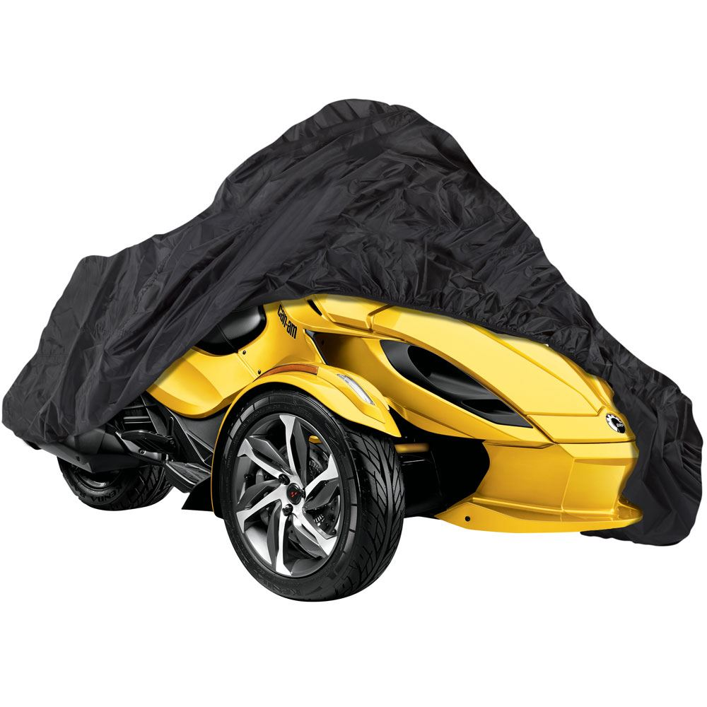 SPYDER-COVER Black Widow Standard Can-Am Spyder Cover