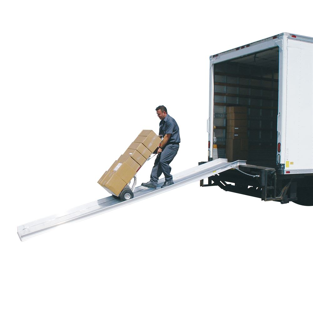 SR2610 10 x 26 Retractable Underbody Slider Walk Ramps