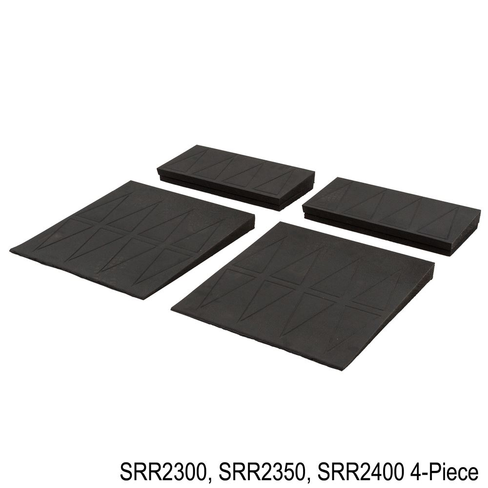 SRR2 SafePath SafeResidential Rubber Threshold Ramps - ADA Compliant 4