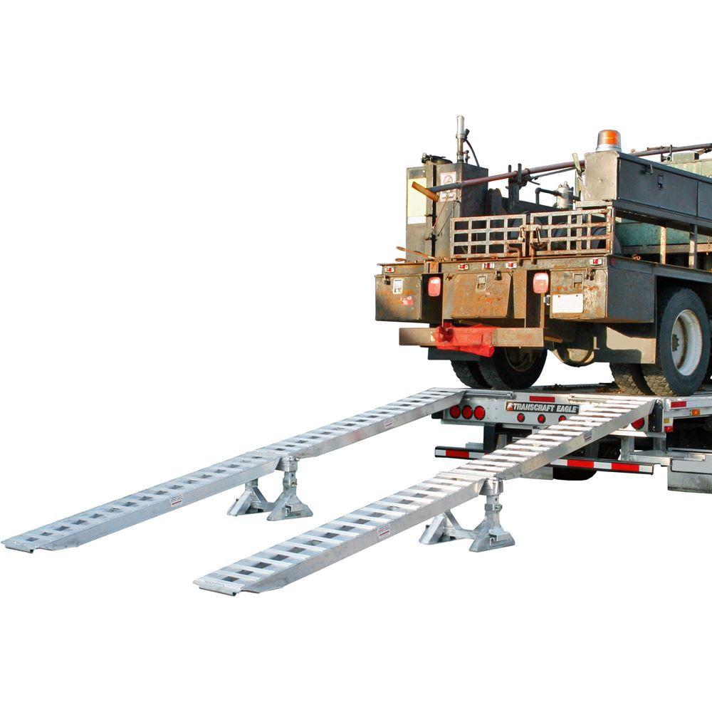STEP-DECK-KIT-10K-COMPONENTS 10000 lb Step Deck Trailer Ramp