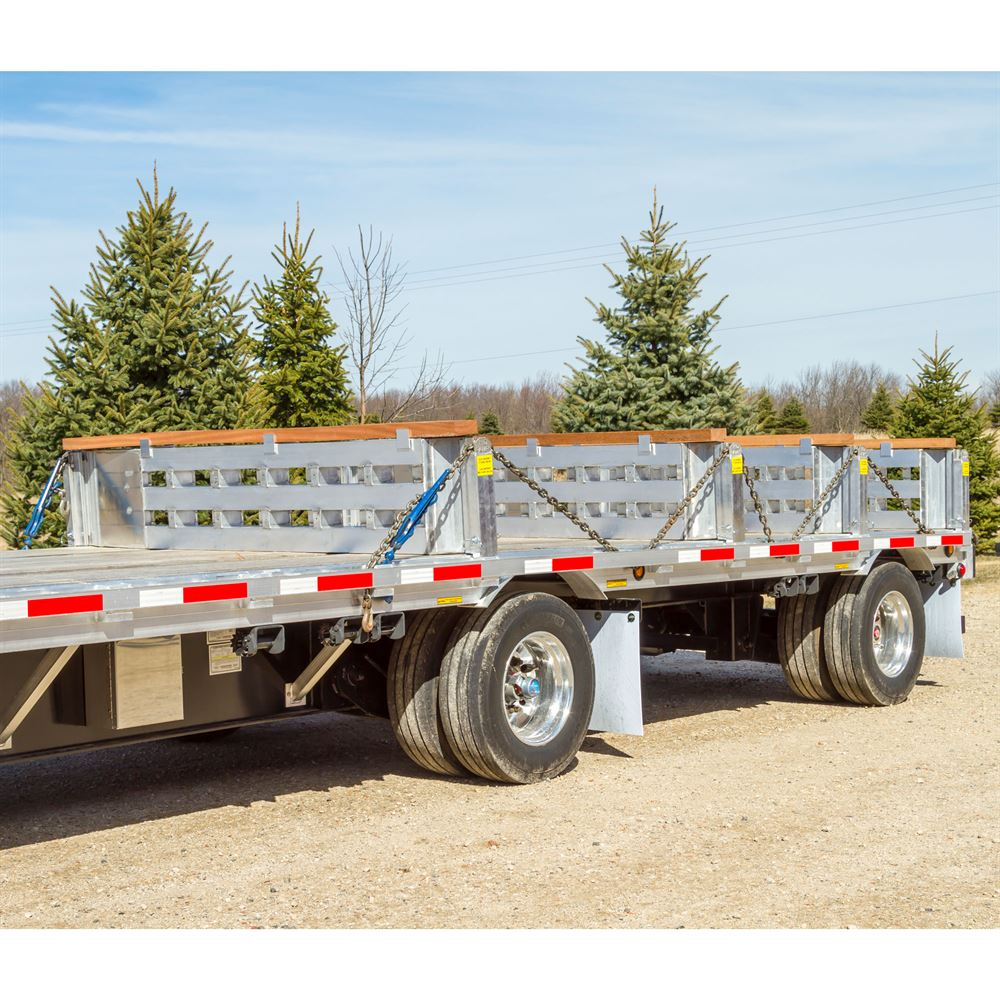 Step Deck Trailer >> 18 W 23 500 Lb Step Deck Trailer Load Leveler And Ramp Kits