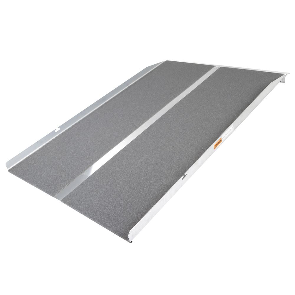STR-430C 4 L x 30 W - Aluminum Solid Curb Ramp