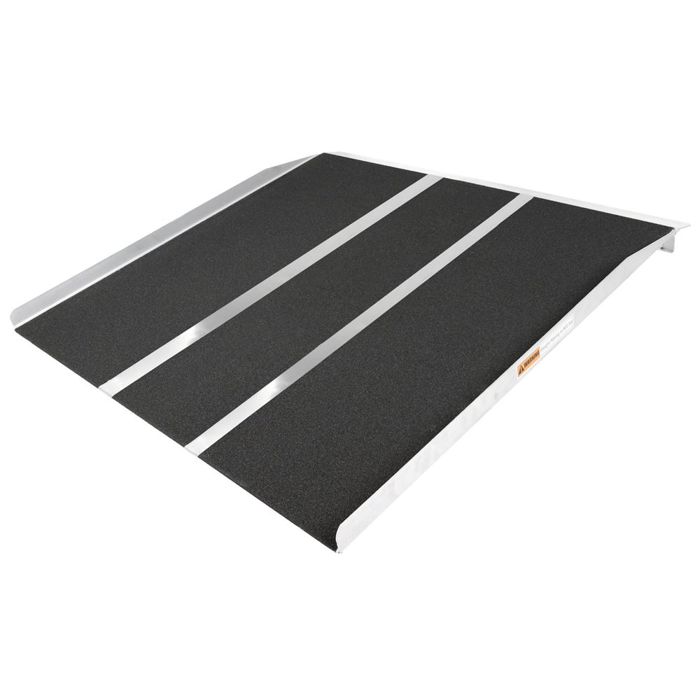 STR Silver Spring Aluminum Solid Threshold Ramp
