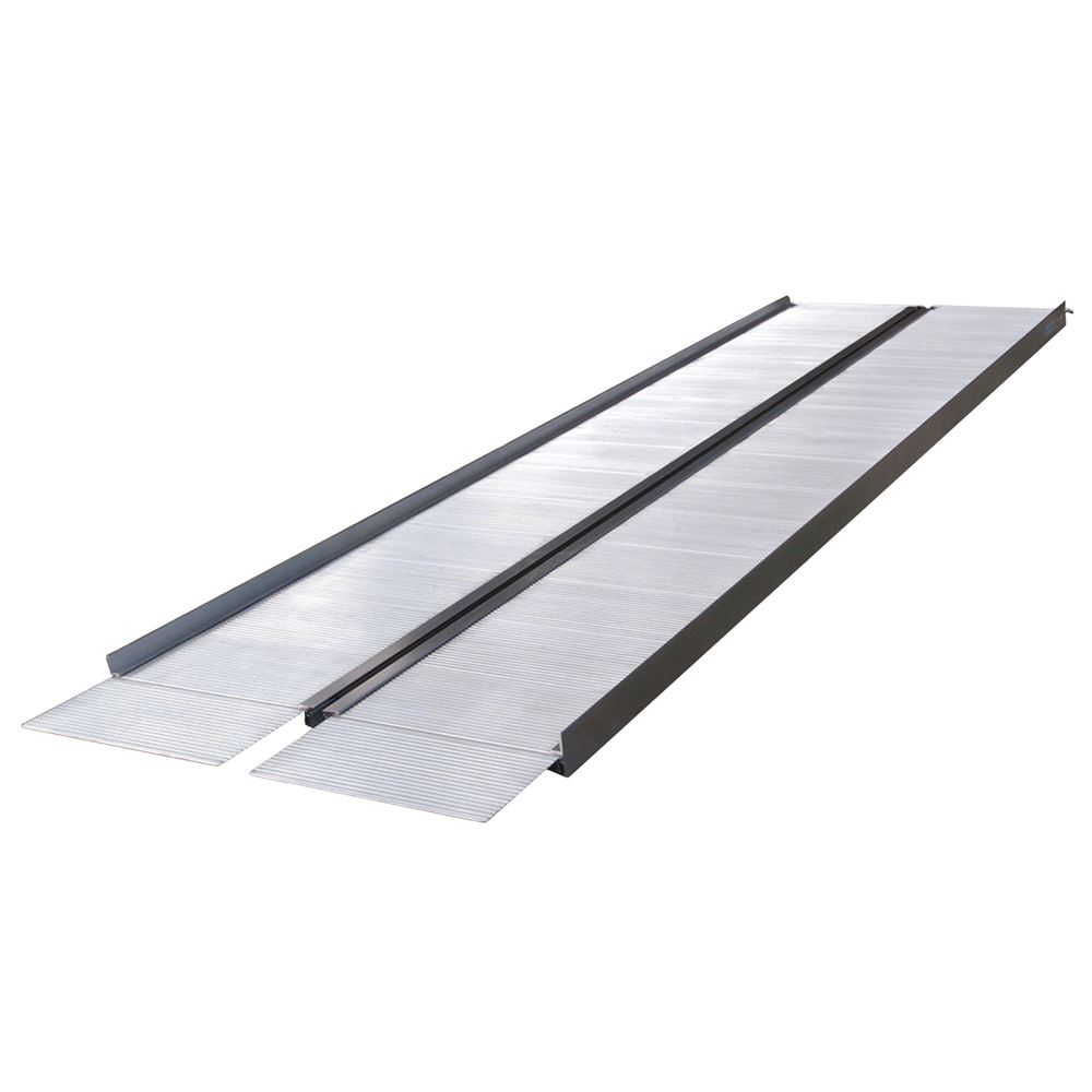 SUITCASE-SS7 7 L EZ-ACCESS SUITCASE Aluminum Singlefold Wheelchair Ramp - 800 lb Capacity