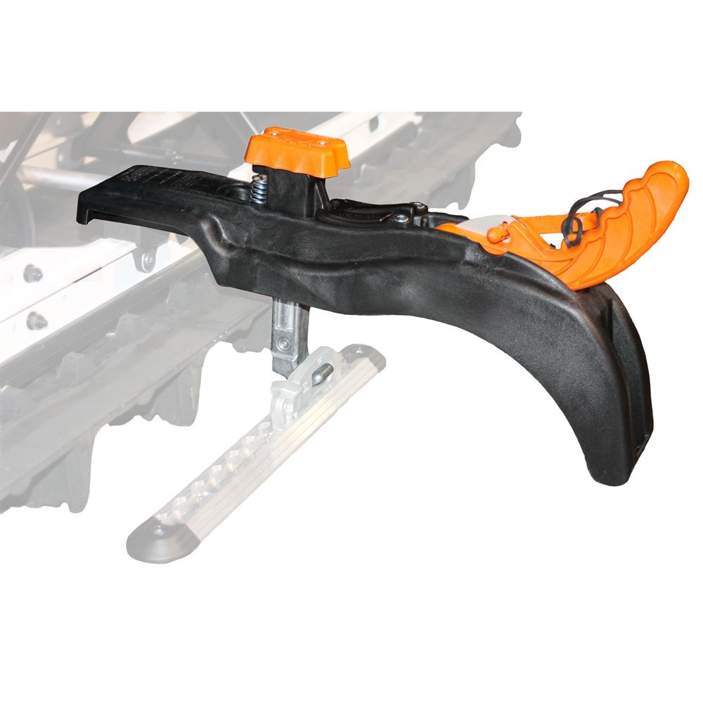 SUPERCLAMP-REAR Superclamp Rear Snowmobile Tie-Down System with Supertrac Kit
