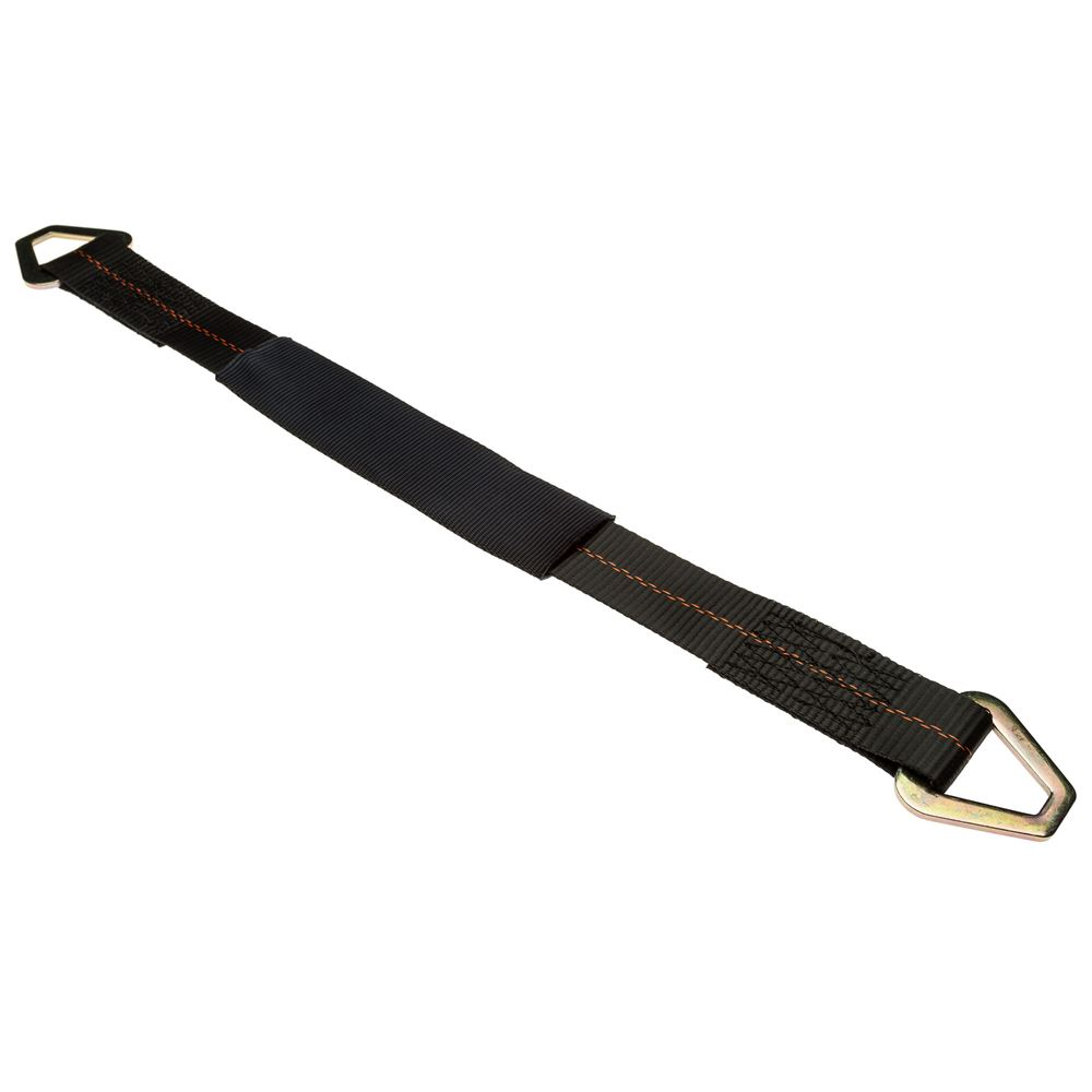 Strap-2-Axle-24 Single 2 x 2 Axle Strap with D-Rings