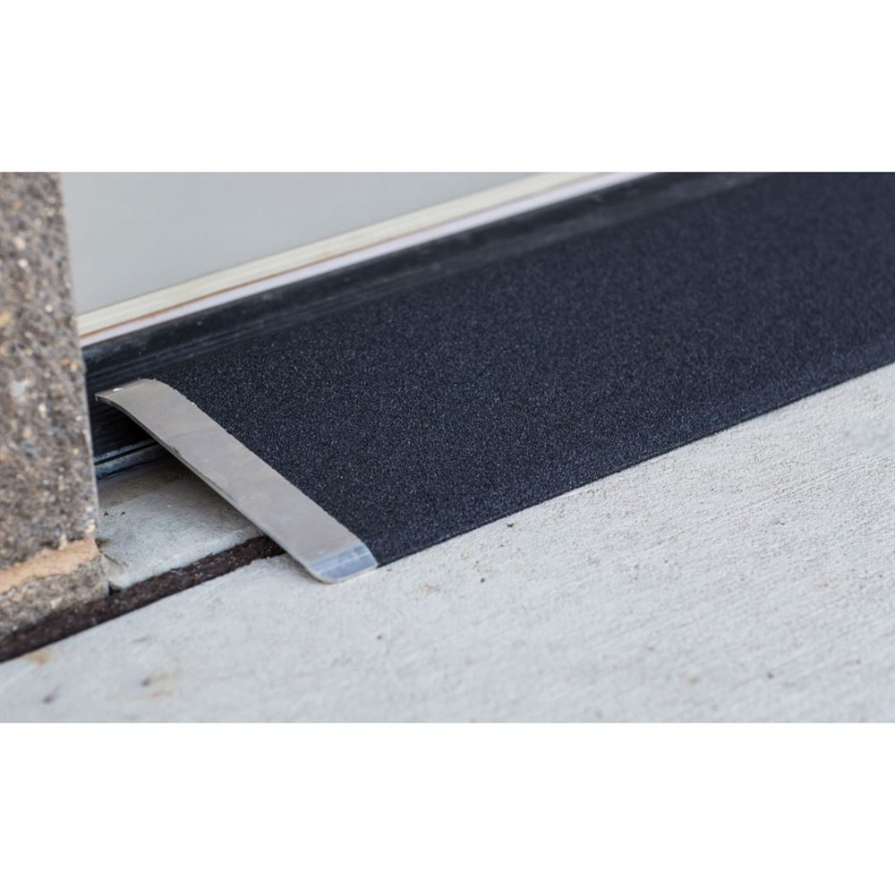 TAEP EZ-Access Transitions Aluminum Angled Entry Threshold Ramp 3