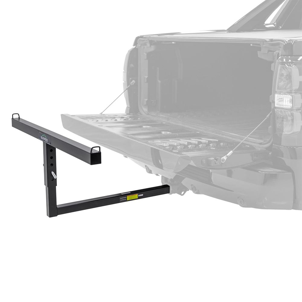 TBE-48 Elevate Outdoor Hitch Mounted Truck Bed Extender