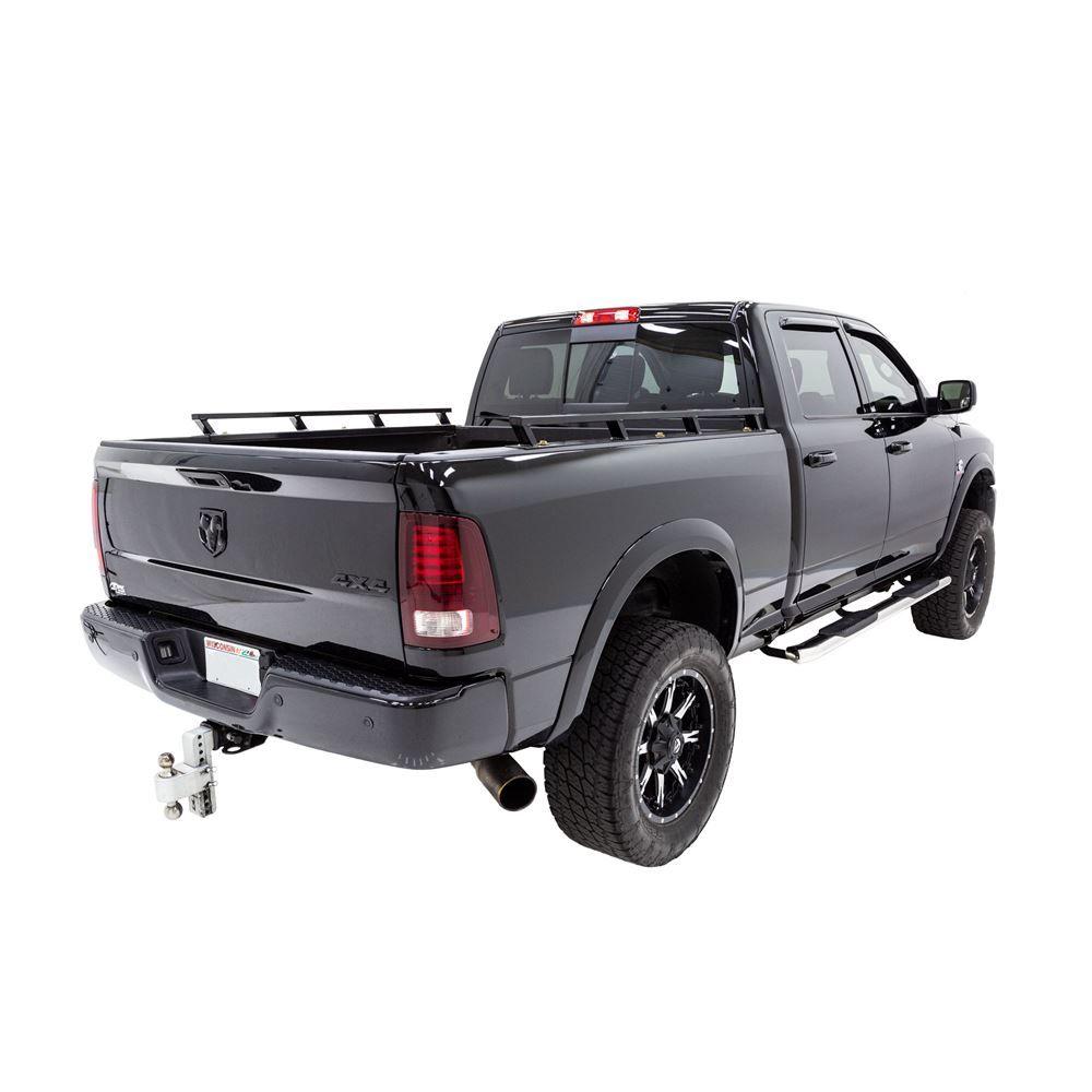 Truck Side Rails >> Apex 60 L Steel Truck Bed Side Rails Set Of Two