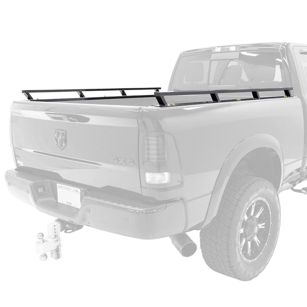 TBSR Apex Steel Truck Bed Side Rails - Set of Two