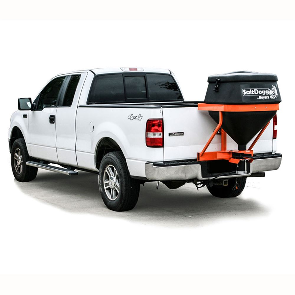 Tailgate-Mounted Spreaders