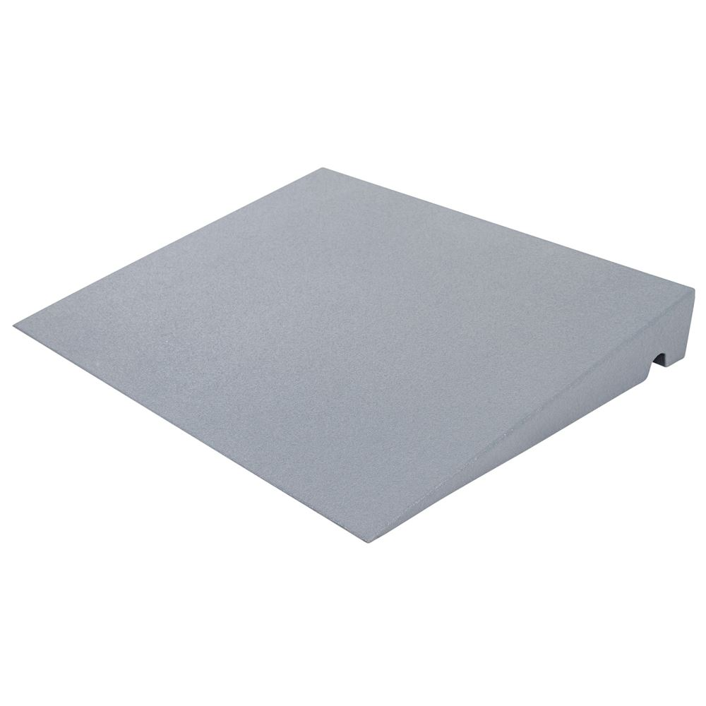 THFC Silver Spring Foam 1-Channel Threshold Ramp - 800 lb Capacity 4