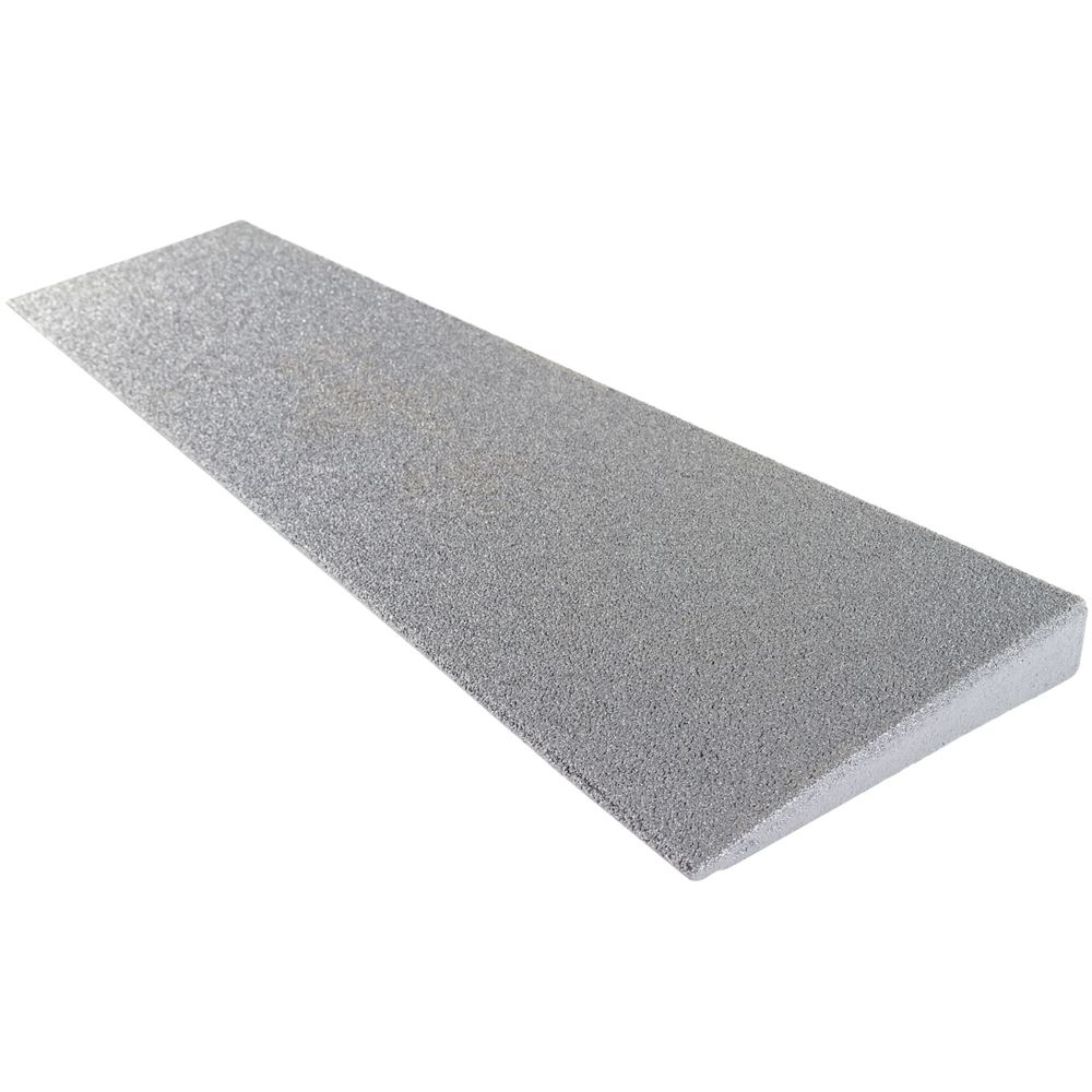 THFS-15 1-12 H - Silver Spring Lightweight Foam Threshold Ramp - 800 lb Capacity
