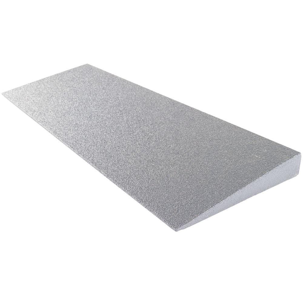 THFS-2 2 H - Silver Spring Lightweight Foam Threshold Ramp - 800 lb Capacity