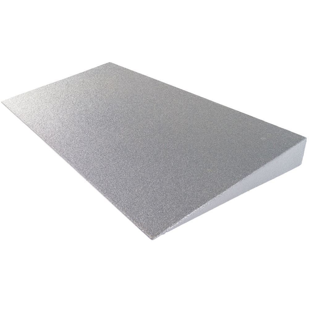 THFS-3 3 H - Silver Spring Lightweight Foam Threshold Ramp - 800 lb Capacity