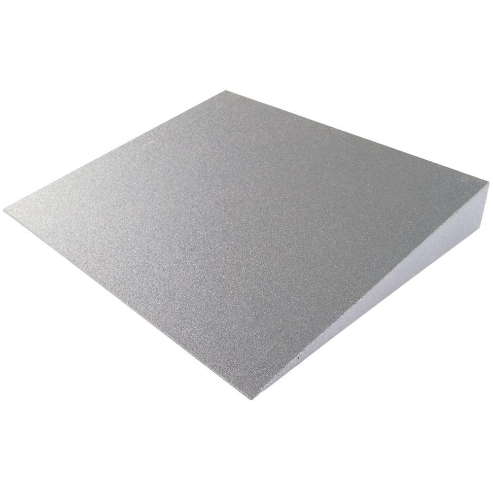 THFS-5 5 H - Silver Spring Lightweight Foam Threshold Ramp - 800 lb Capacity