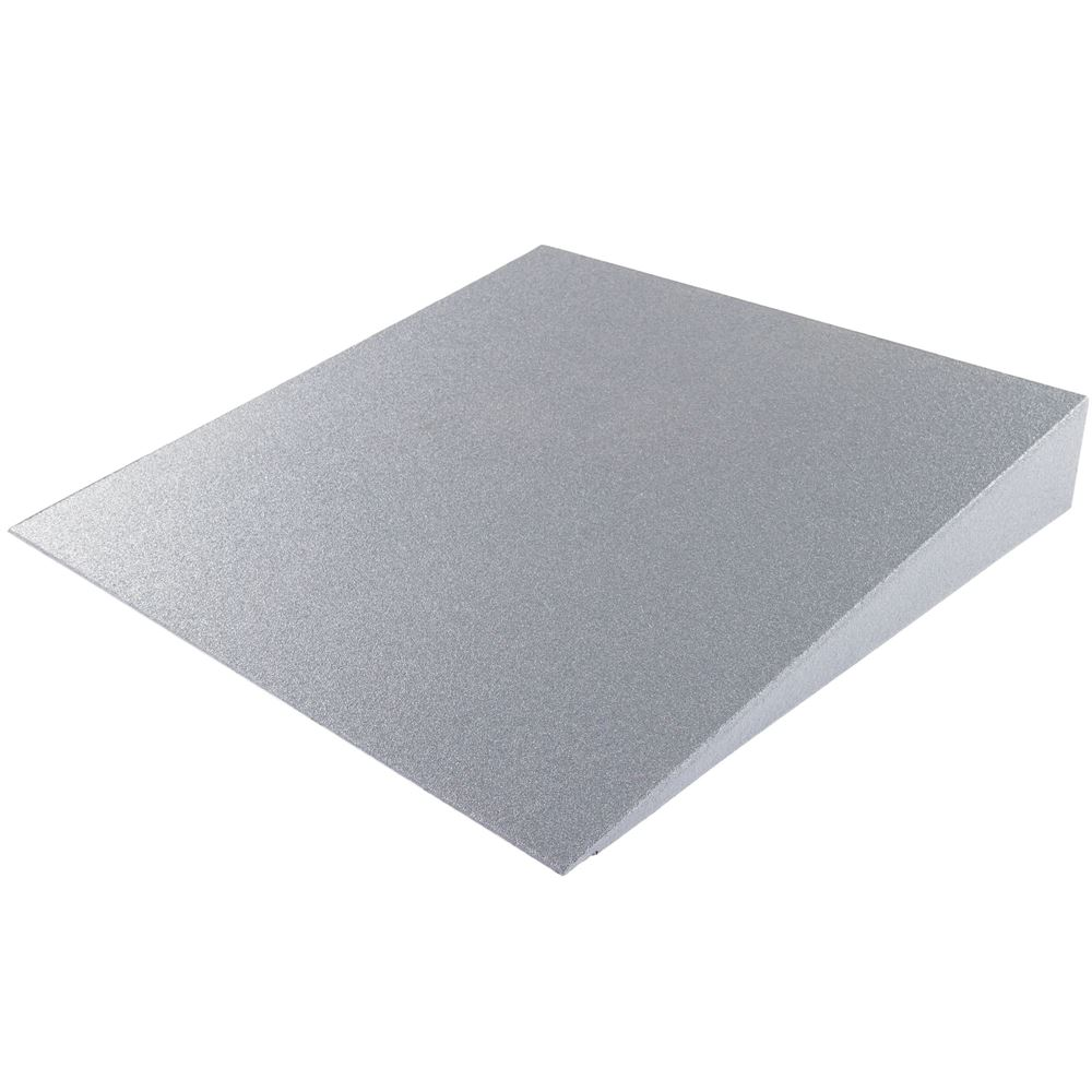 THFS-6 6 H - Silver Spring Lightweight Foam Threshold Ramp - 800 lb Capacity