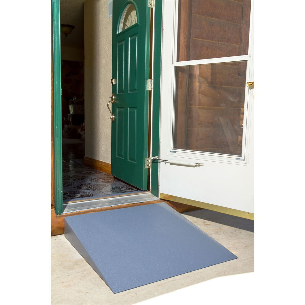 6 Quot Maximum Rise Silver Spring Mobility Threshold Ramp