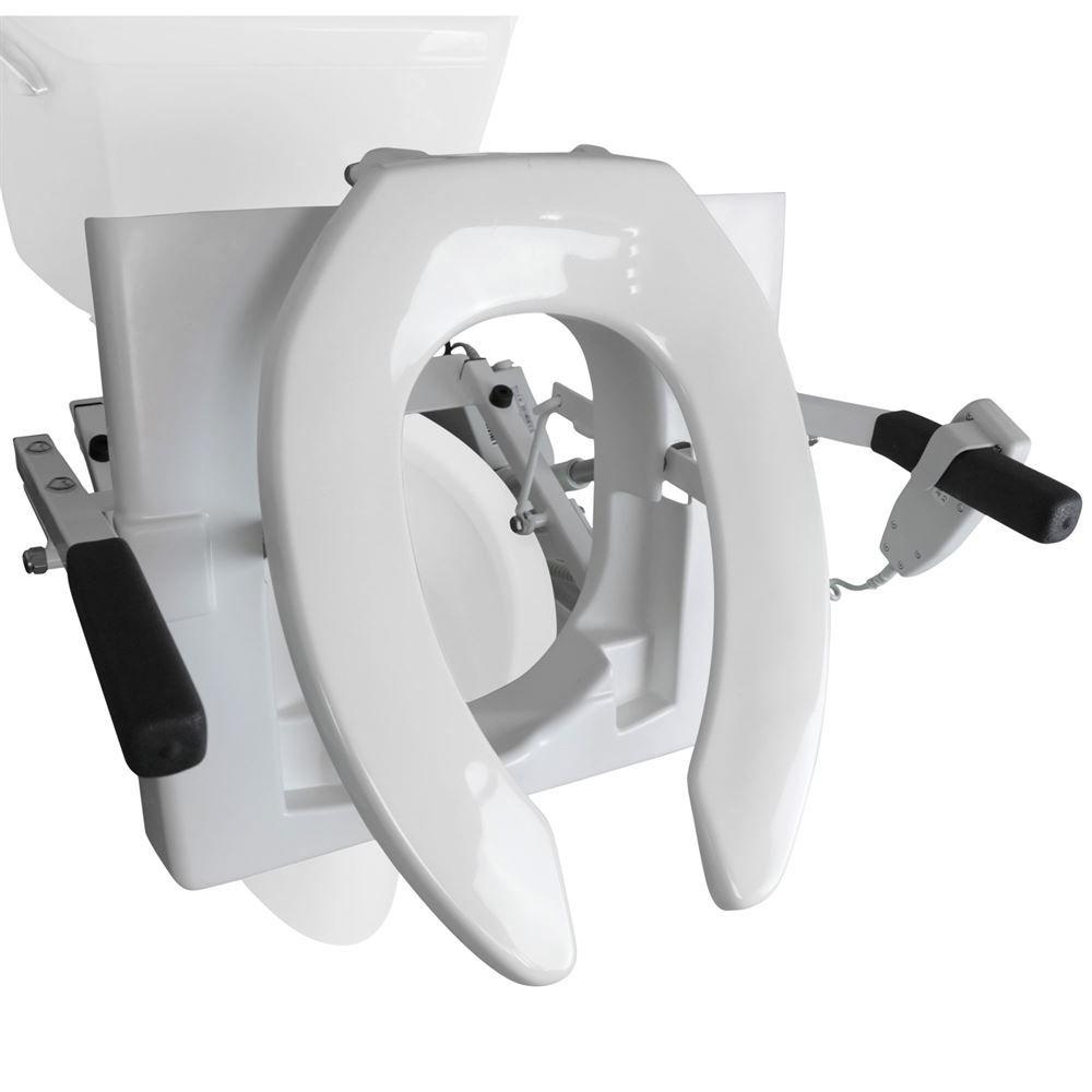 TILTSEAT EZ-Access TILT Toilet Incline Lift