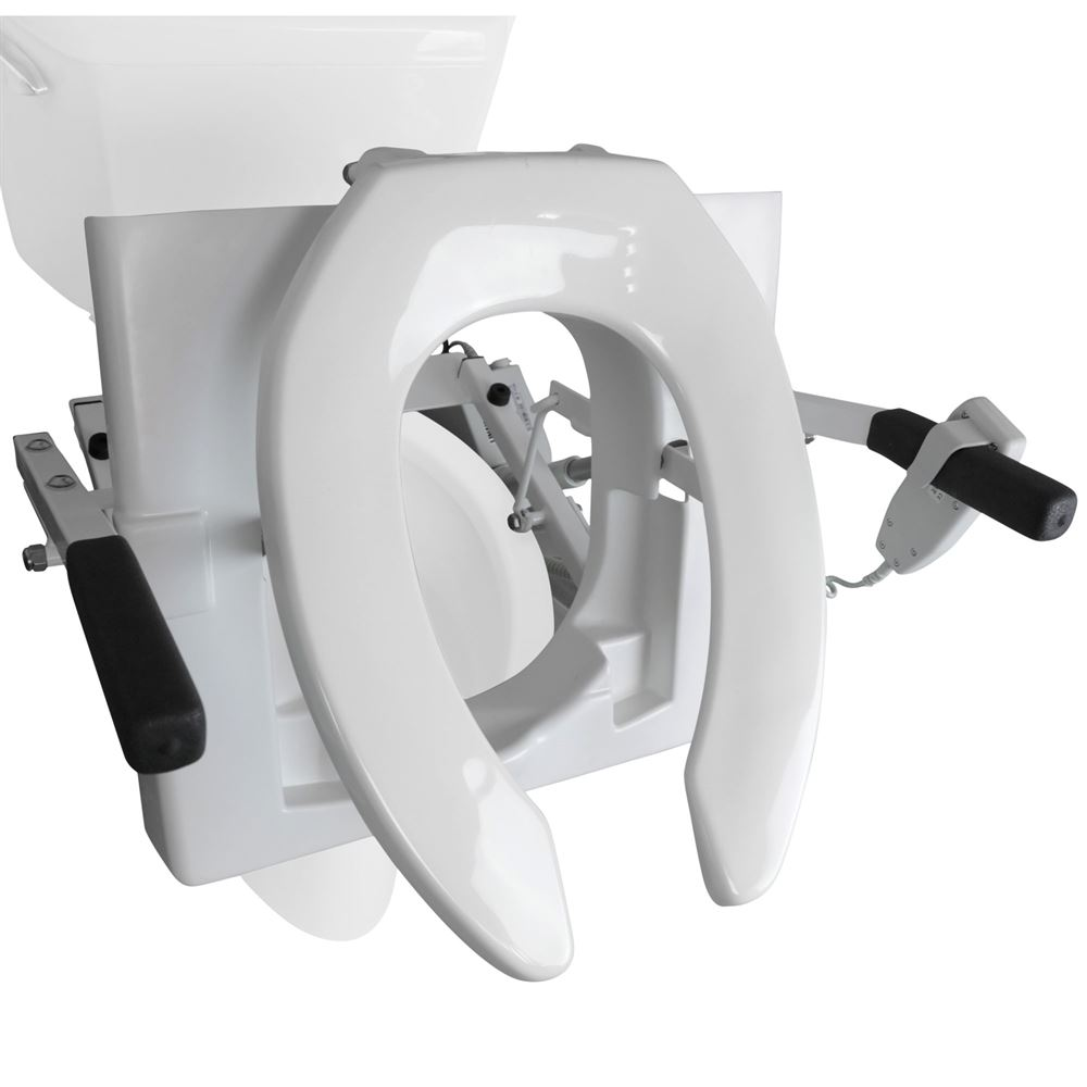 TILTSMSS EZ-ACCESS TILT Standard Seat Toilet Incline Lift