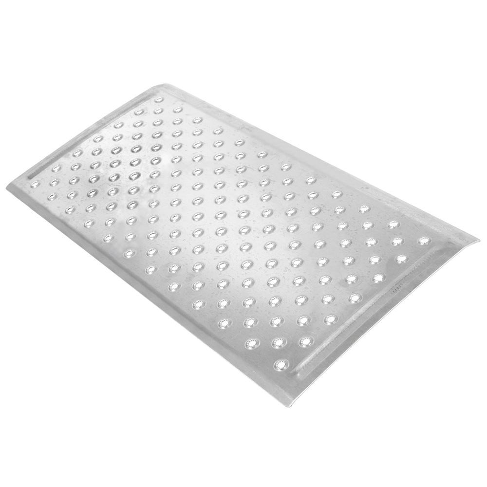TR3216C 16 L x 32 W - Aluminum EZ-Traction Curb Ramp