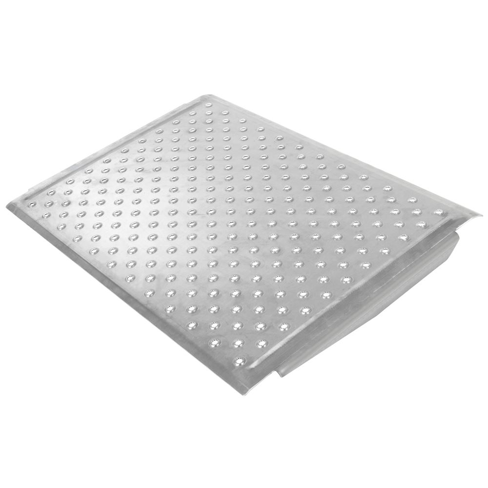 TR3224C 24 L x 32 W - Aluminum EZ-Traction Curb Ramp