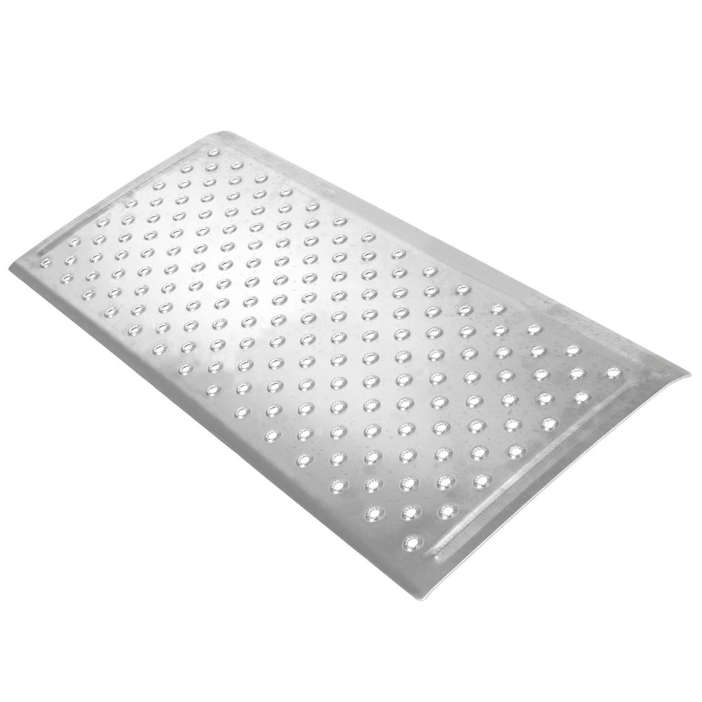 TR3616C 16 L x 36 W - Aluminum EZ-Traction Curb Ramp