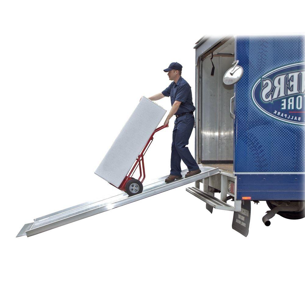 TRAV304 4 L EZ-ACCESS TRAVERSE Aluminum Walk Ramp