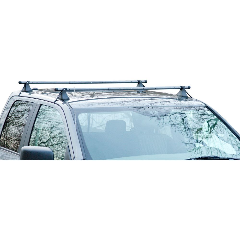 TRCB-4460-U Apex Steel Universal Telescoping Strap-Attached Roof Cross Bars