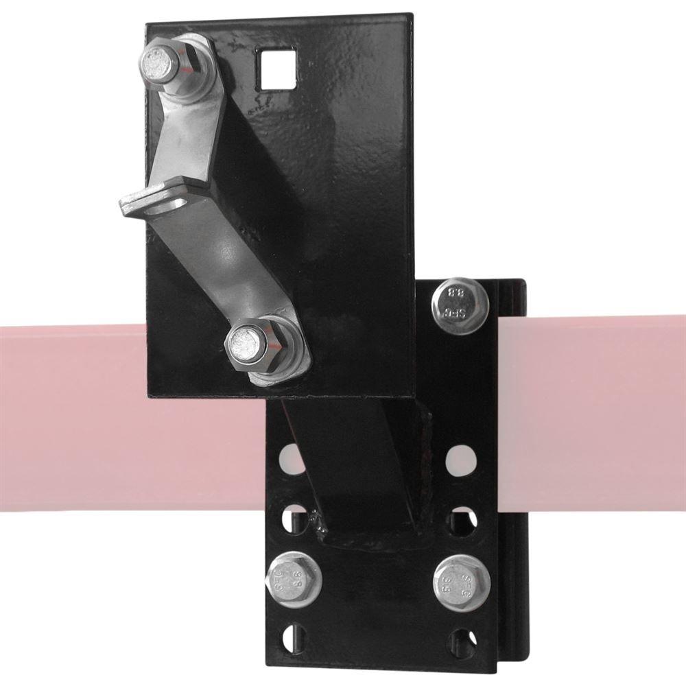 TTF-0345TC Tow Tuff Locking Universal Spare Tire Carrier