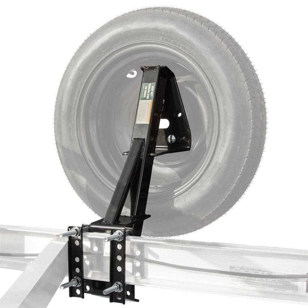 TTF-08HD Tow Tuff Trailer Spare Tire Carrier