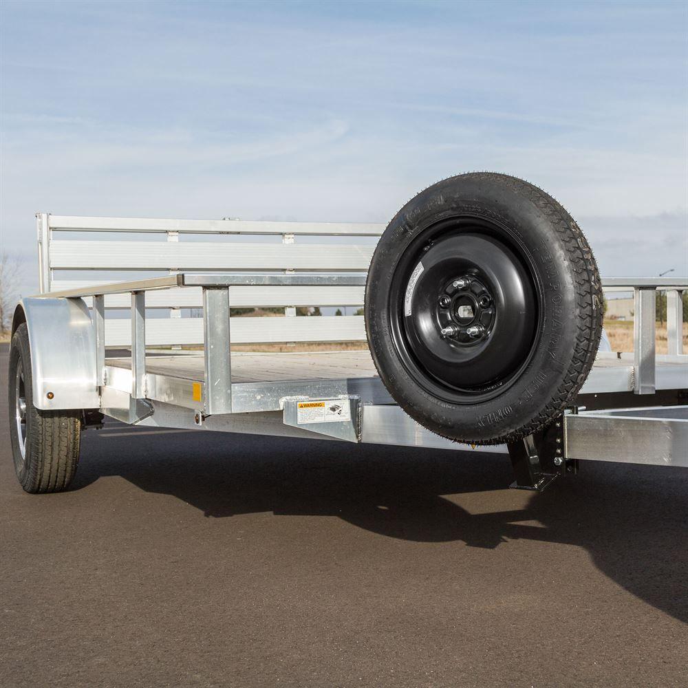 TTF-08HD Tow Tuff Trailer Spare Tire Carrier 4