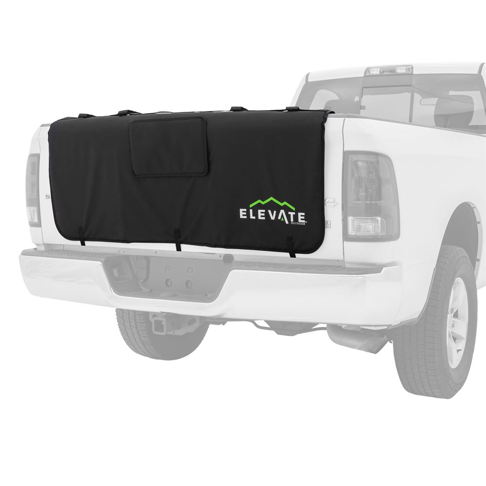TailgatePad-M Elevate Outdoor Protective Medium Truck Tailgate Pad  50 to 53 W Tailgates