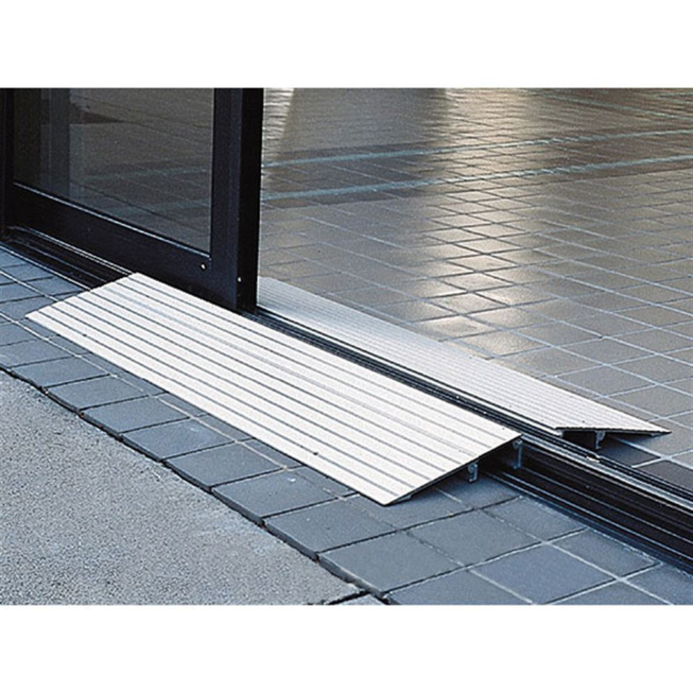 Thresh EZ-Access Transitions Aluminum Modular Threshold R&  sc 1 st  Discount R&s & EZ-Access Transitions Aluminum Modular Threshold Ramp | Discount Ramps