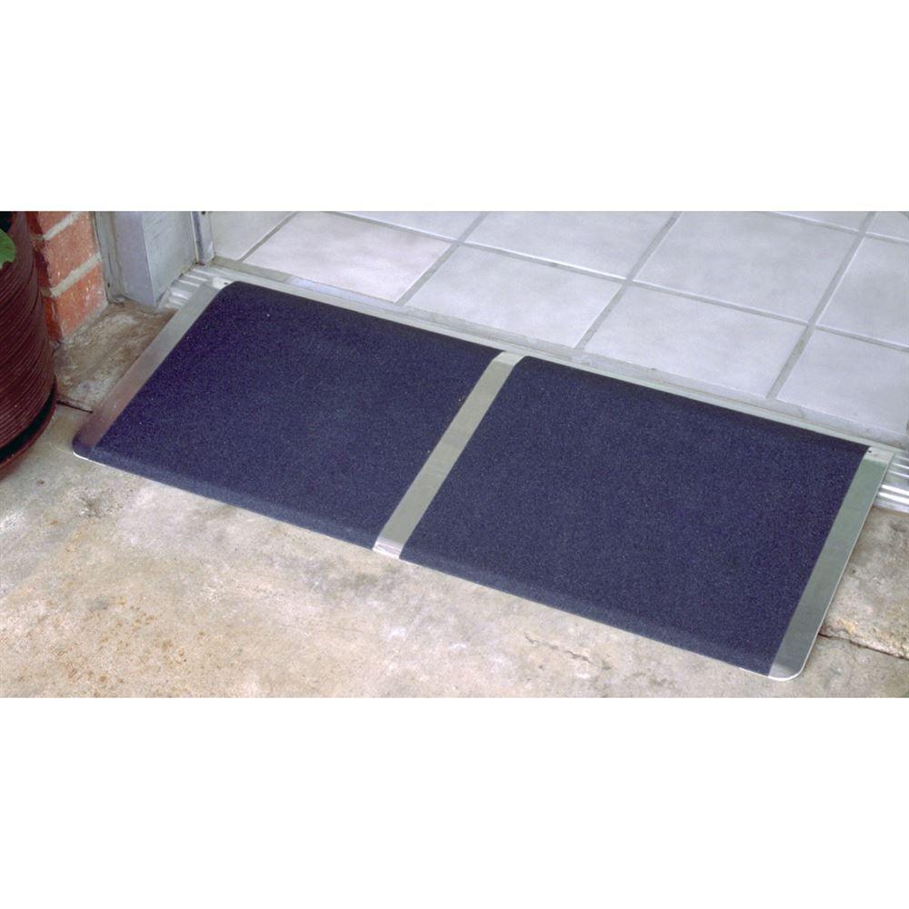 Threshold-Ramp PVI Aluminum Solid Threshold Ramp 2