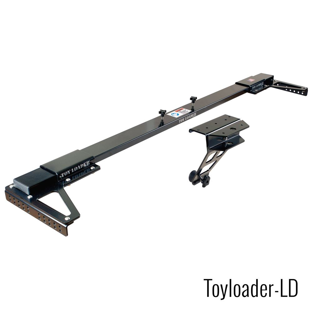 Toyloader-LD Toy Loader Truck Bed Winch Mount Without Winch