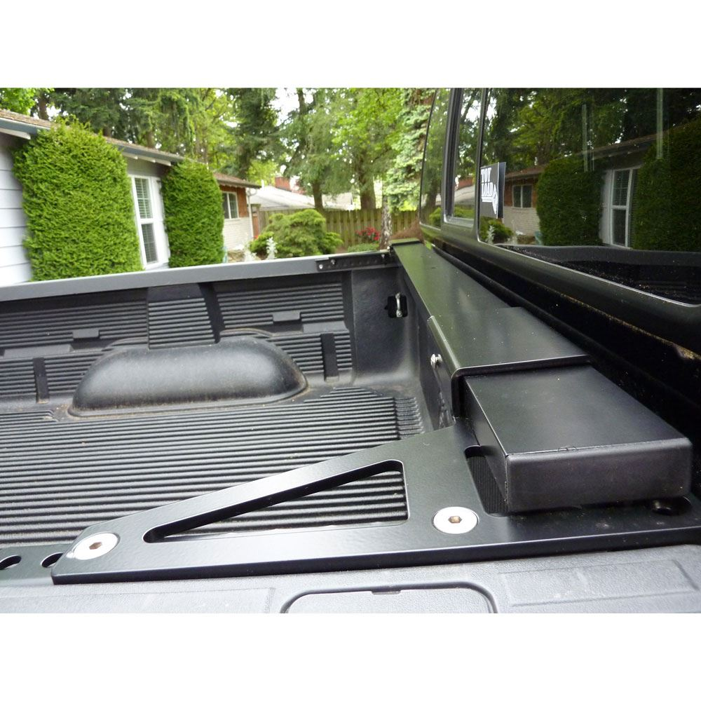 Aluminum Atv Ramps >> Toy Loader Truck Bed Winch Mount with Warn 2000 DC Utility ...