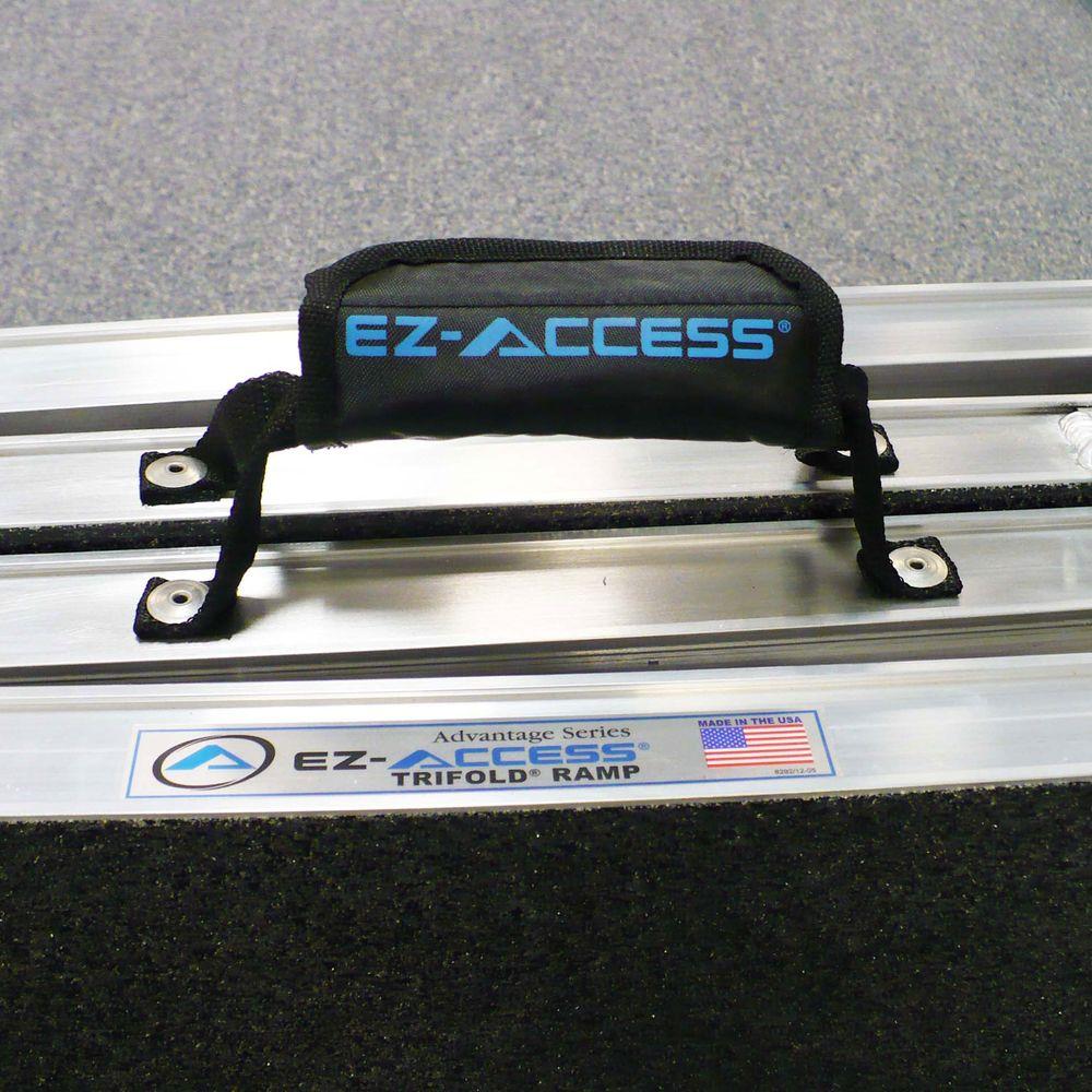 Trifold-AS EZ-Access Aluminum Suitcase Tri-Fold AS Wheelchair Ramp 5