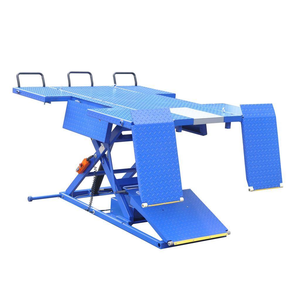 U-2200IEH-XR ElectricHydraulic UTV Lift Table - iDeal Pro-Series