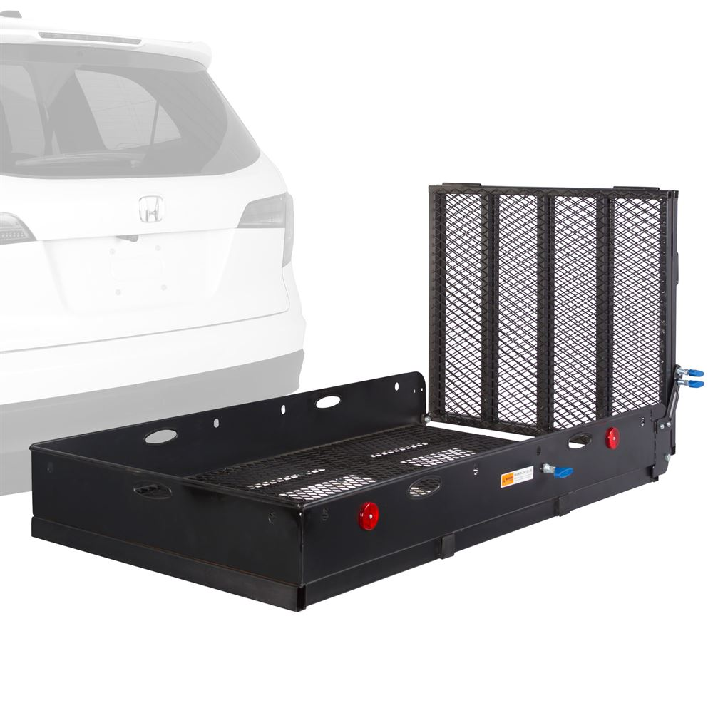 Apex Steel Utility Cargo Carrier with Ramp | Discount Ramps on