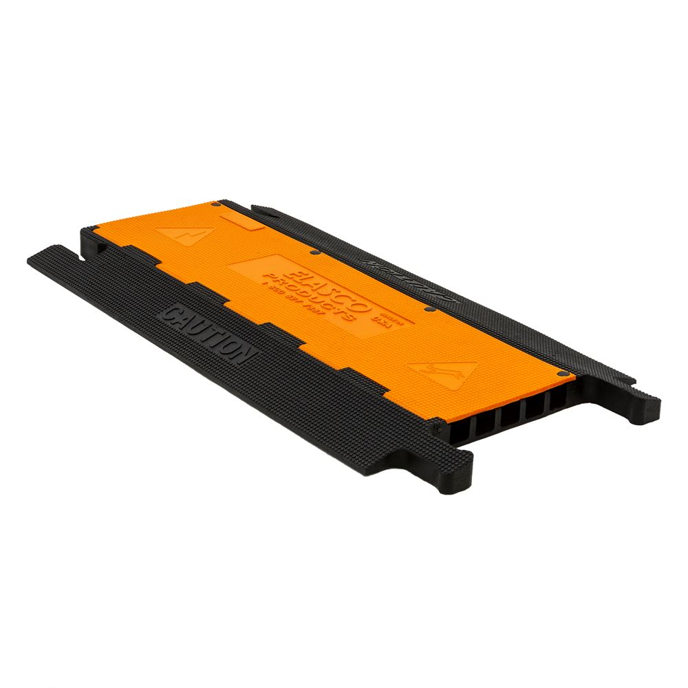 UG-5C Elasco UltraGuard Low-Profile 1-38 Five-Channel Cable Protector System